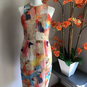 H&M Multi-colored dress